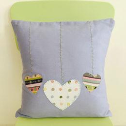Heart-2-Heart Cushion Cover (Level 1)