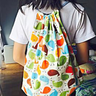 Kids-Drawstring-Backpack