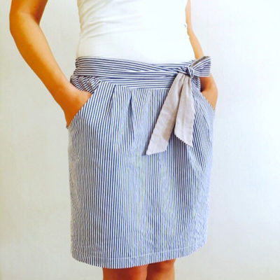 Tie-Anywhere-Skirt