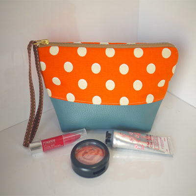 Maybe Make-Up Wristlet 1