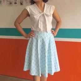 The Tammy Twirl Skirt (Level 1)