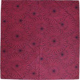 100 Isa monyo Water-repellent   Chrysanthemum Purple