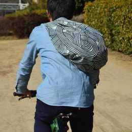 100 Isa monyo Water-repellent | Knot Khaki bag