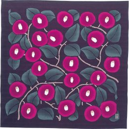 90 Yumeji Takehisa | Camellia Russet
