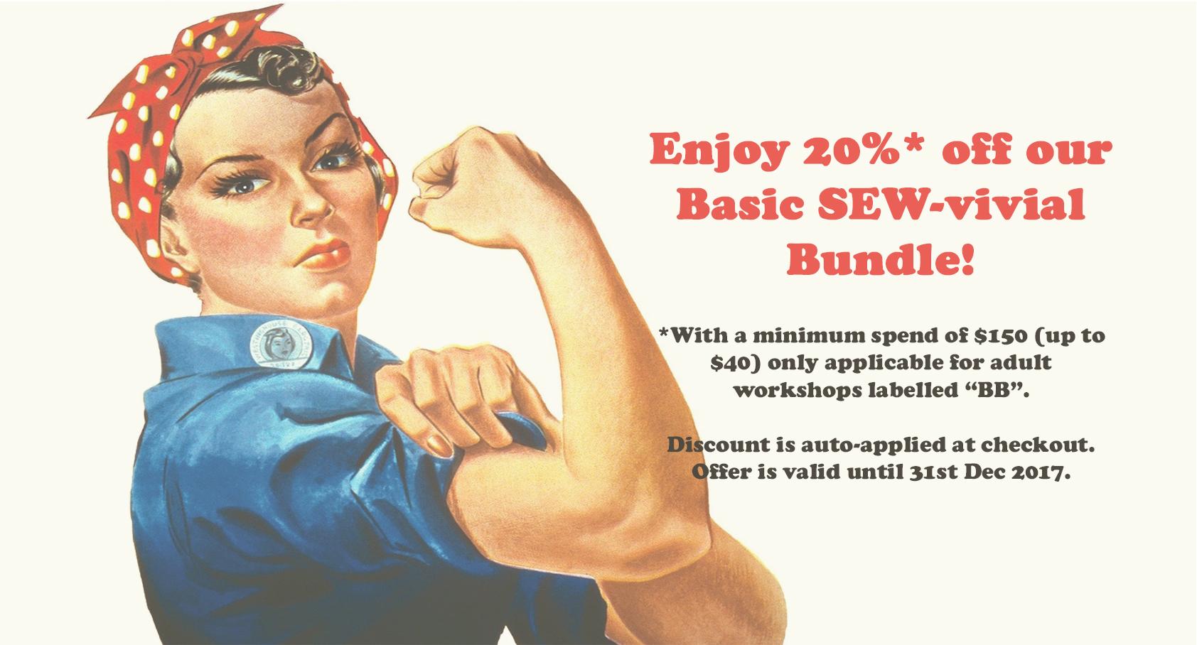 Basic Sew-vival Bundle