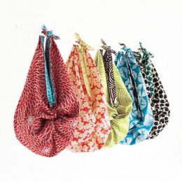Multi-styles Furoshiki Bag (Level 0)