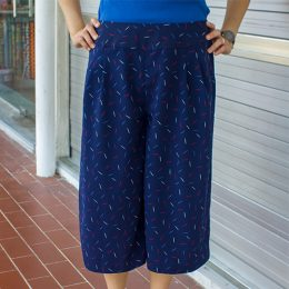 Carefree Culottes Sewing Series (Level 1)