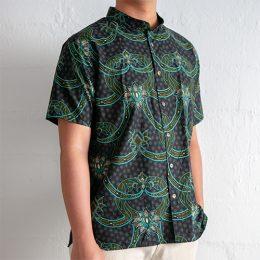 Men's Short-Sleeve Casual Shirt (Level 1)