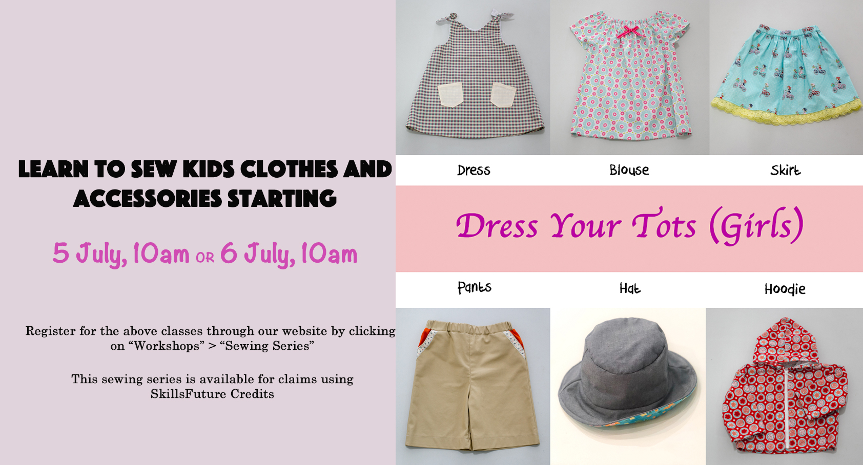 Dress Your Tots