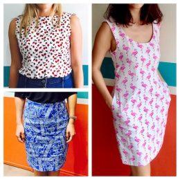 Beginner Garment and Pattern-making Series